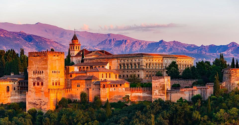 Granada - Best Places to Visit in Spain With Kids