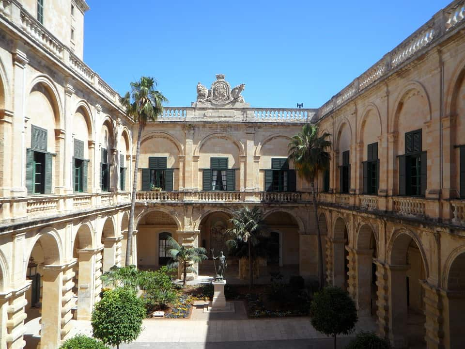 Grand Master's Palace - Best Places to Visit in Malta