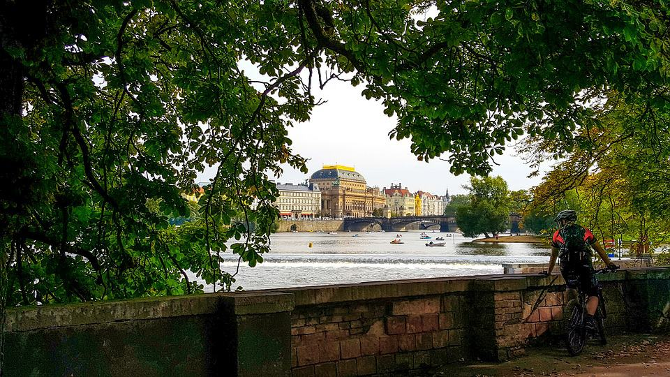 Kampa Park - Prague With Kids