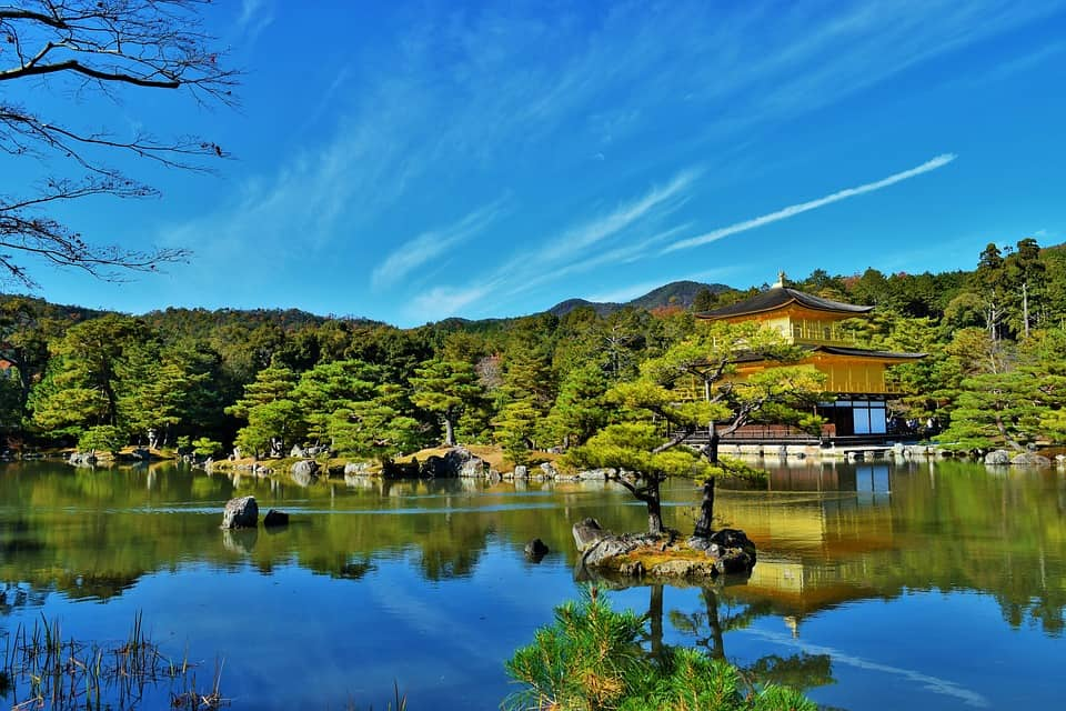 Kyoto, Japan - Best Places to Visit in April