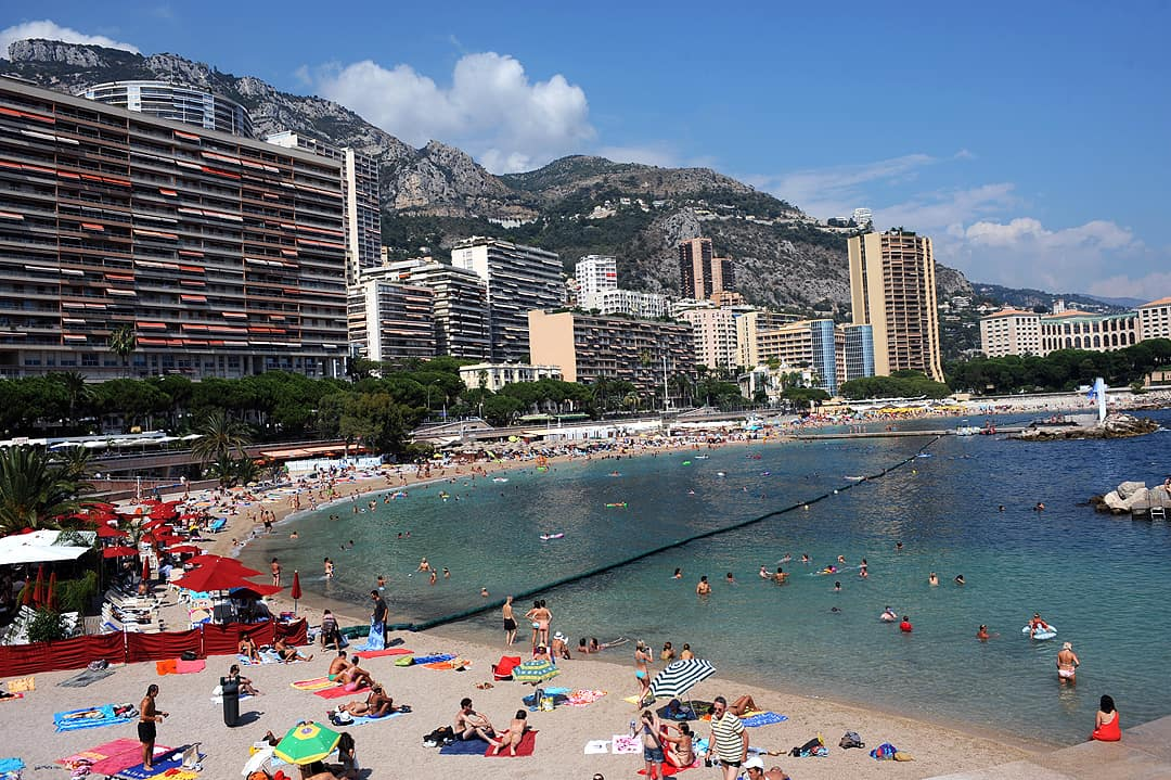 Larvotto Beach - Reasons to Visit Monaco