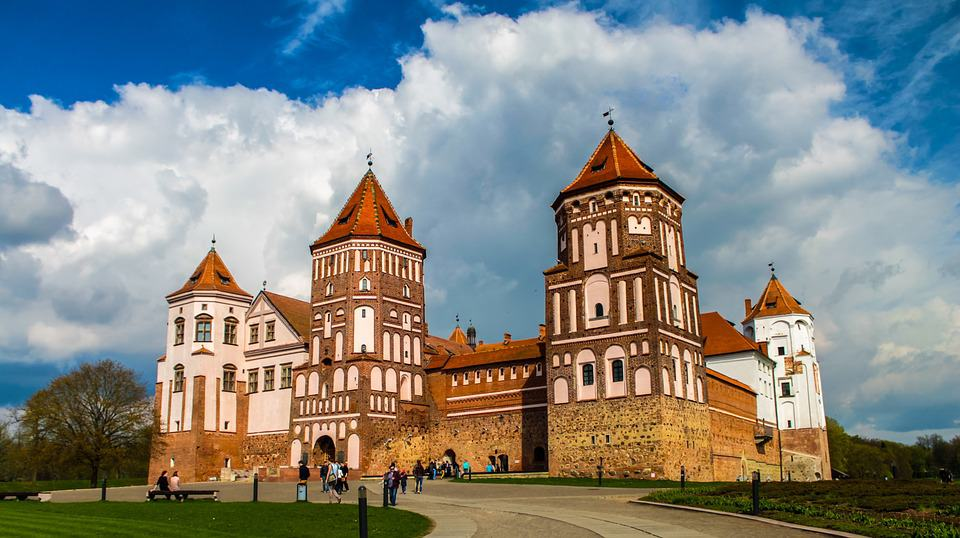 Mir Castle - Best Things to Do in Belarus
