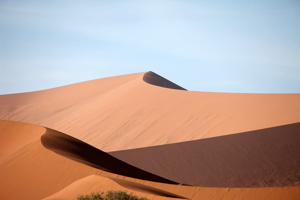 Namib Desert - Best Places to Visit in April