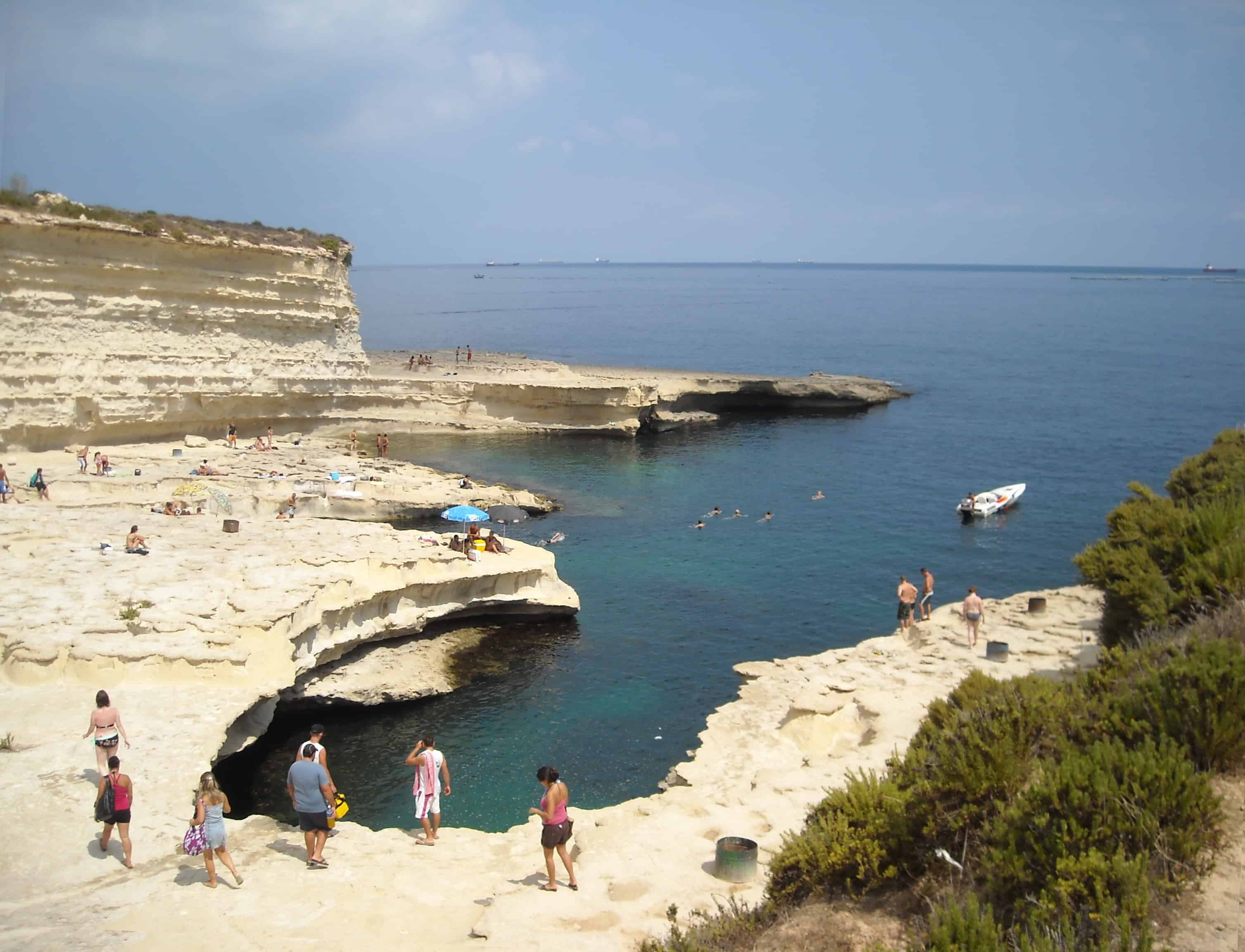 Peter's Pool - Best Places to Visit in Malta