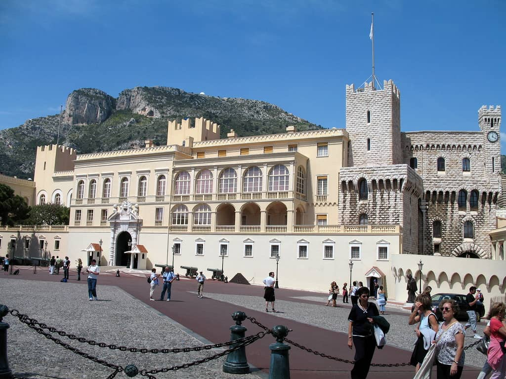 Prince's Palace of Monaco - Reasons to Visit Monaco