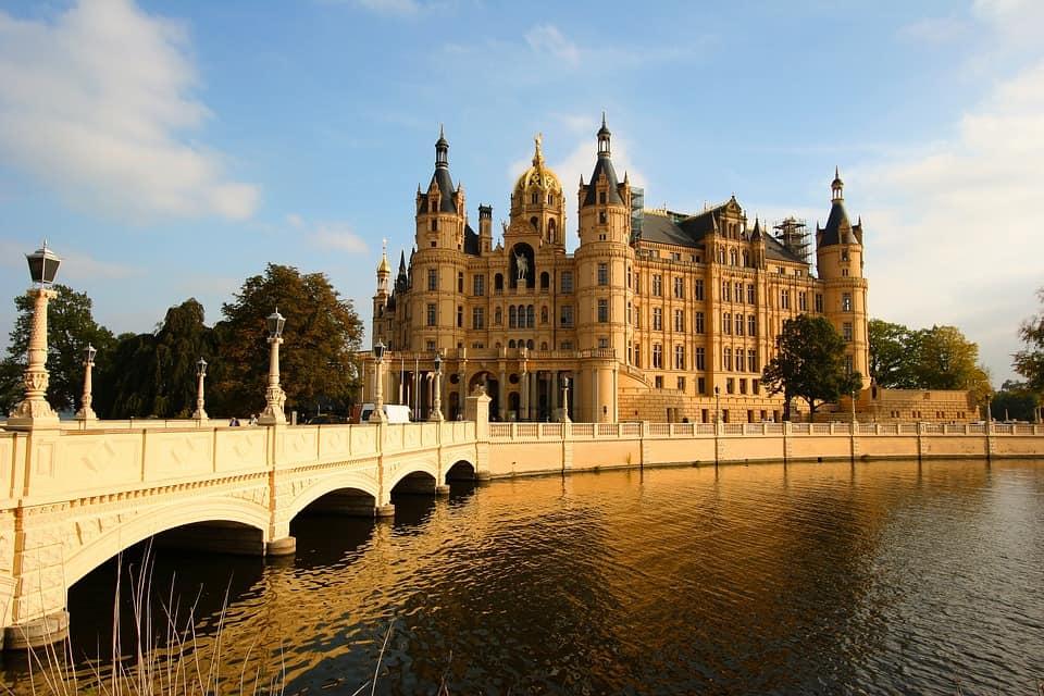 Schwerin Castle - Germany With Kids