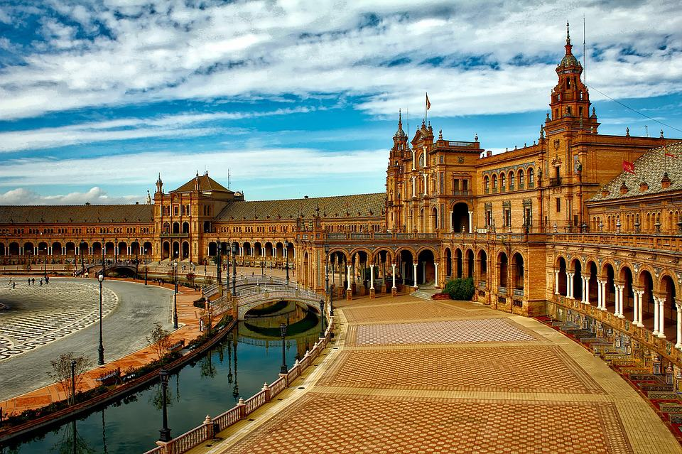 Seville - Best Places to Visit in Spain With Kids