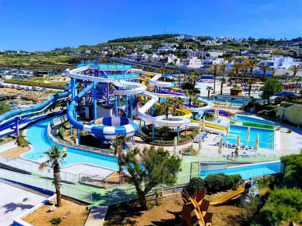 Splash and Fun Water Park