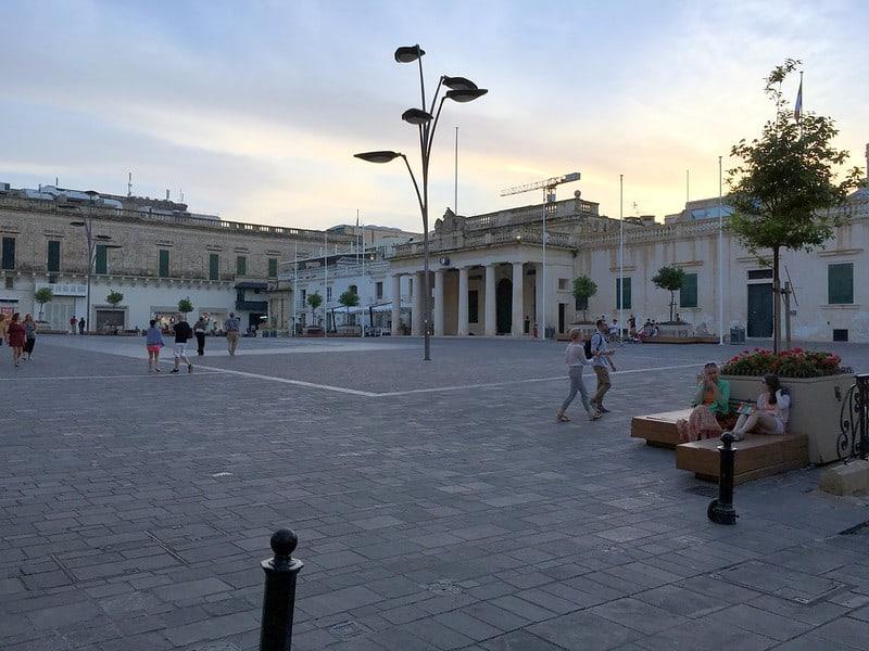St George's Square, Valletta