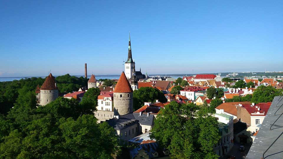 Tallinn - Best Places to Visit in Estonia
