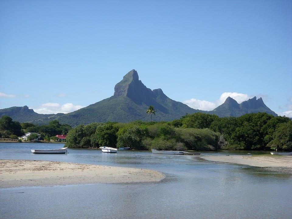 Tamarin Beach - Vacation Spots in Mauritius
