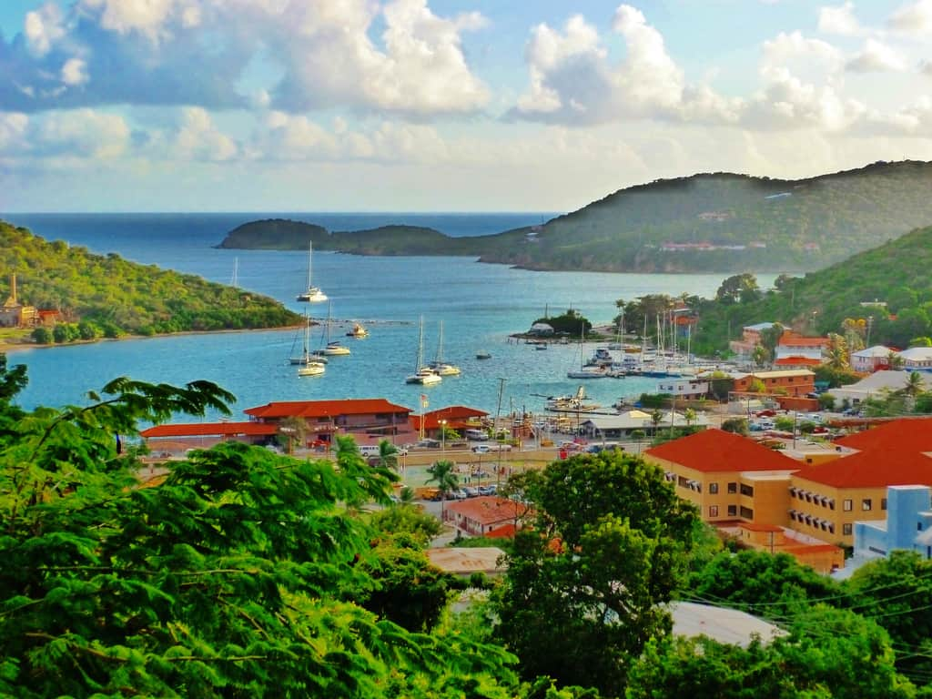 U.S Virgin Islands - Best Places to Visit in April