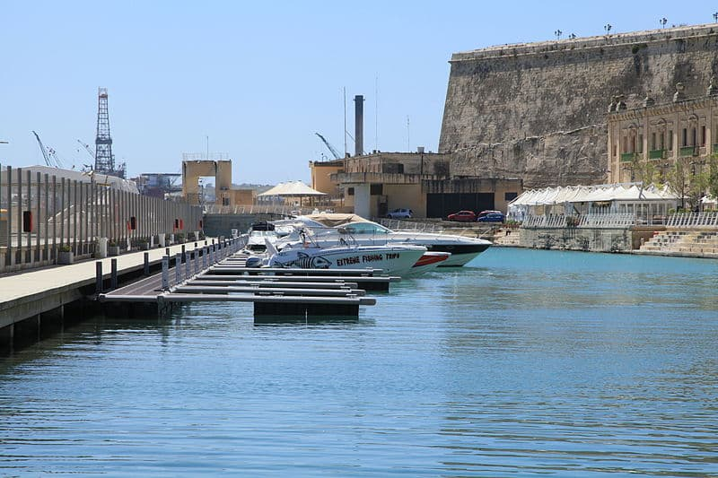Valetta Waterfront