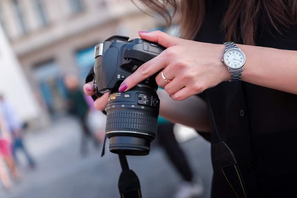 Choosing a Travel Camera