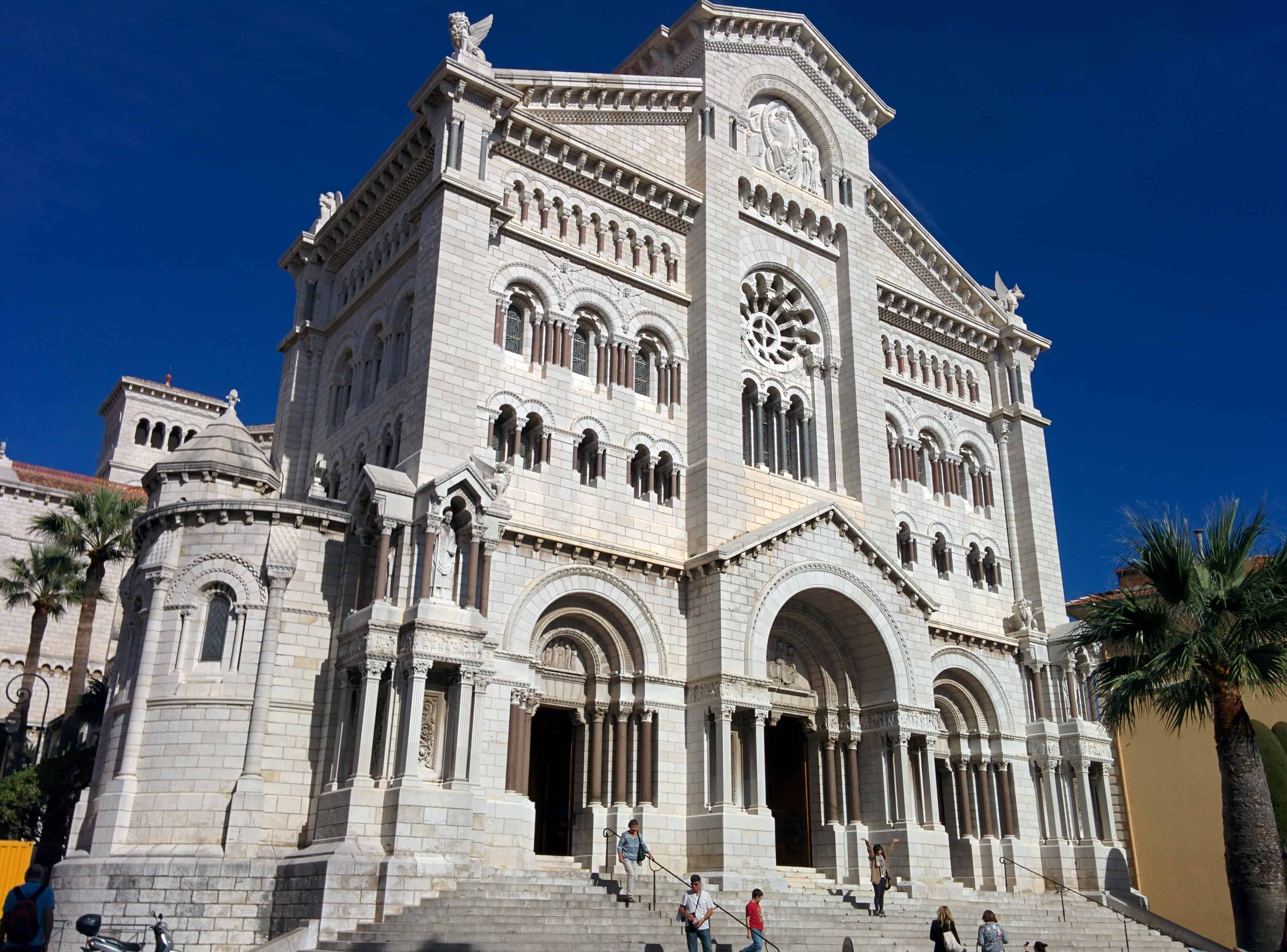 Monaco Cathedral - Reasons to Visit Monaco