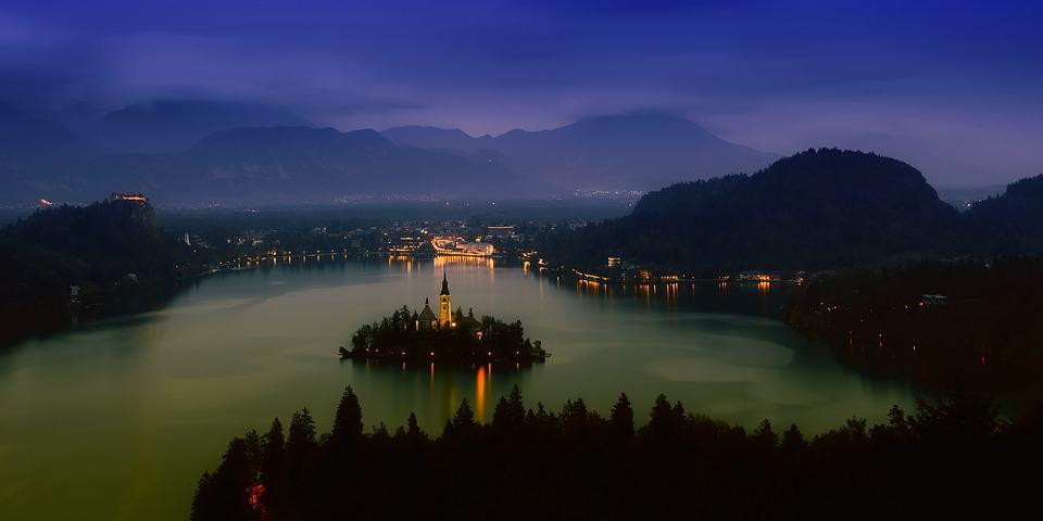 Lake Bled - Slovenia With Kids