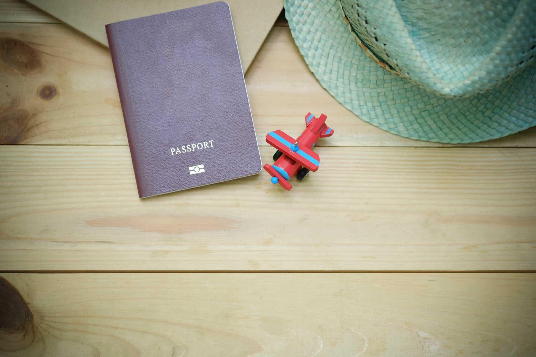 Passport - Travel Must-haves for International Travel