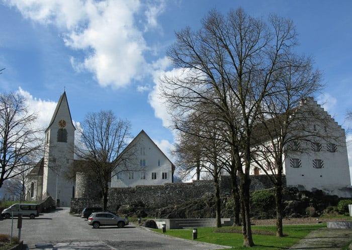 Bendern - Liechtenstein With Kids