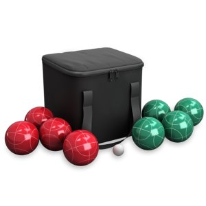 Bocce Ball Set - Travel Games for Kids