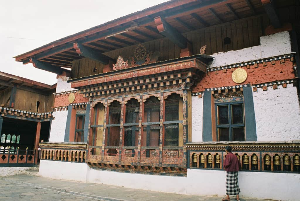 Changangkha Lhakhang - Bhutan With Kids