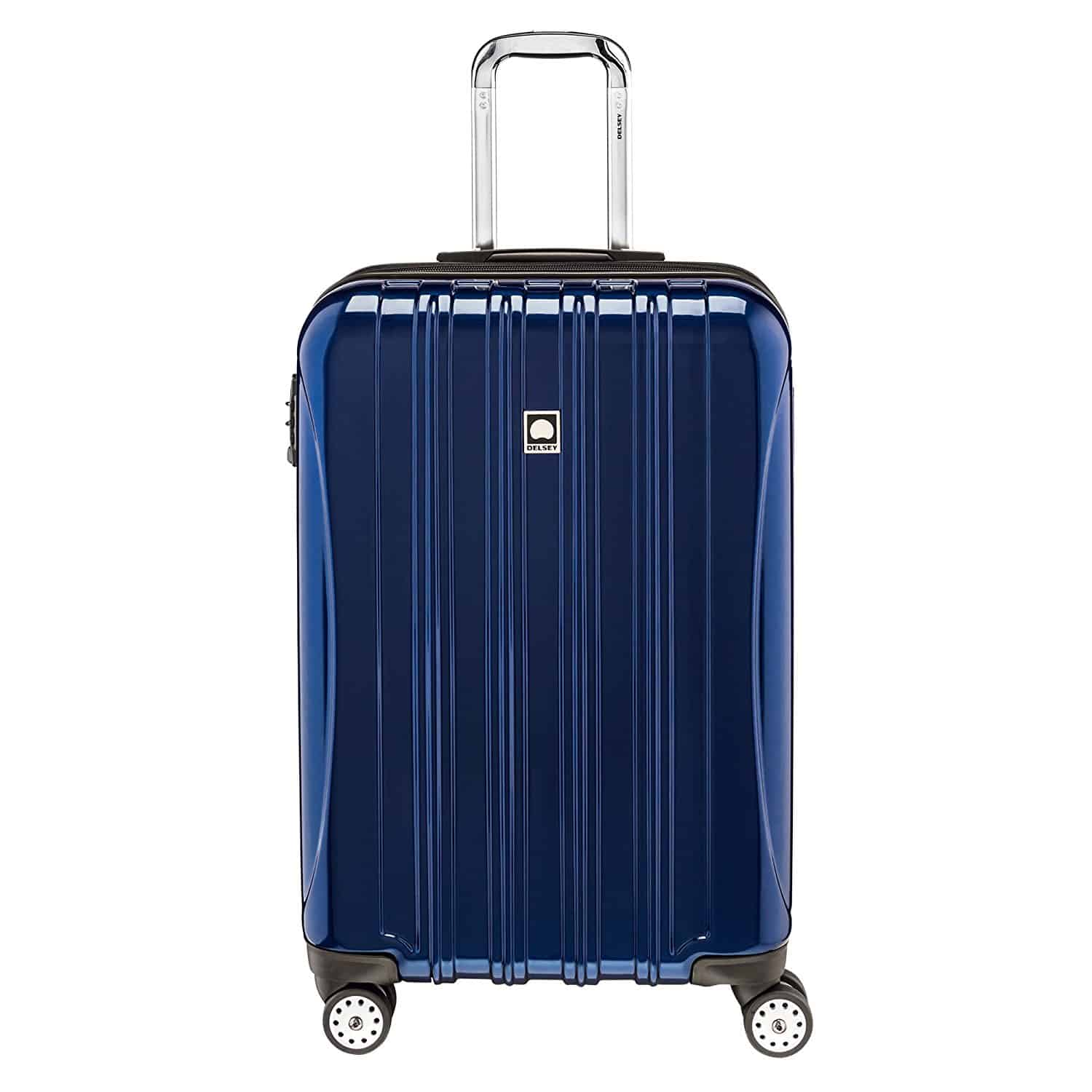 "Delsey Helium Aero 25"" Suitcase  - Tips for Picking the Best Travel Luggage"