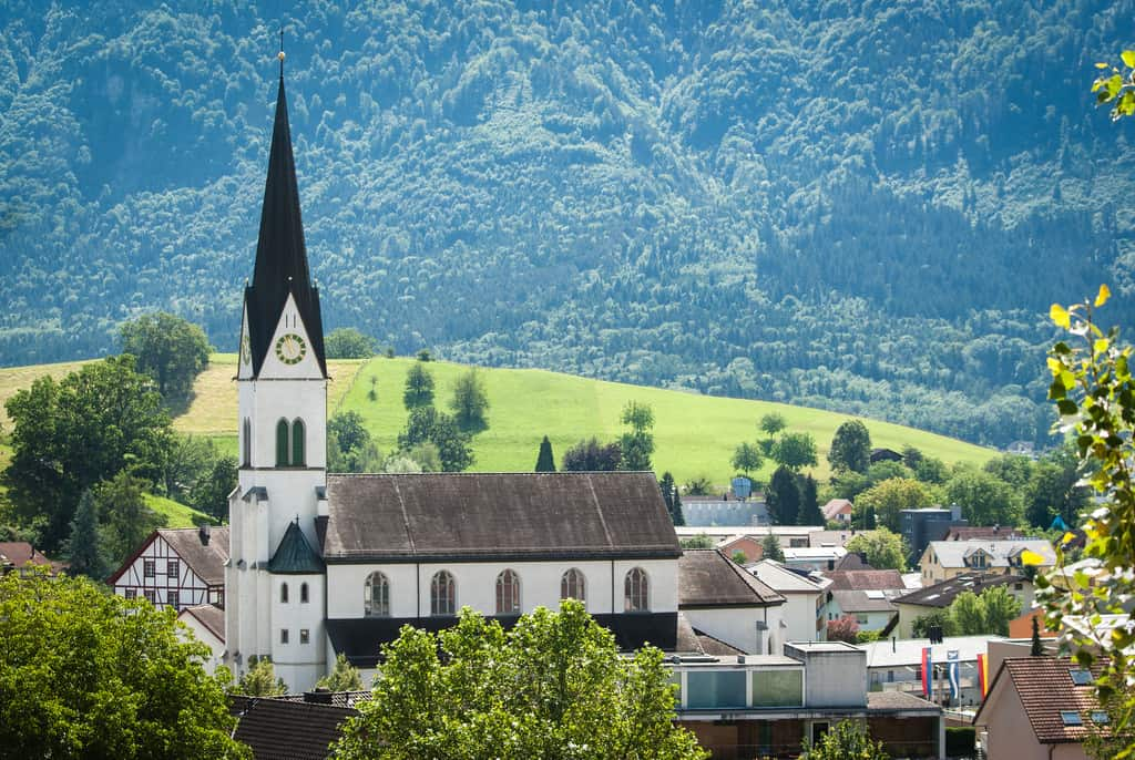 Eschen - Liechtenstein With Kids