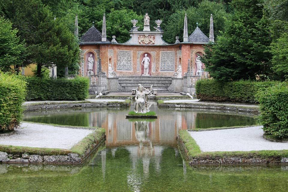 Hellbrunn Palace - Salzburg With Kids