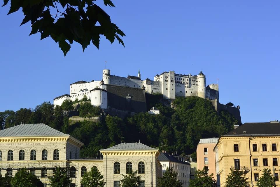 Hohensalzburg Castle - Salzburg With Kids