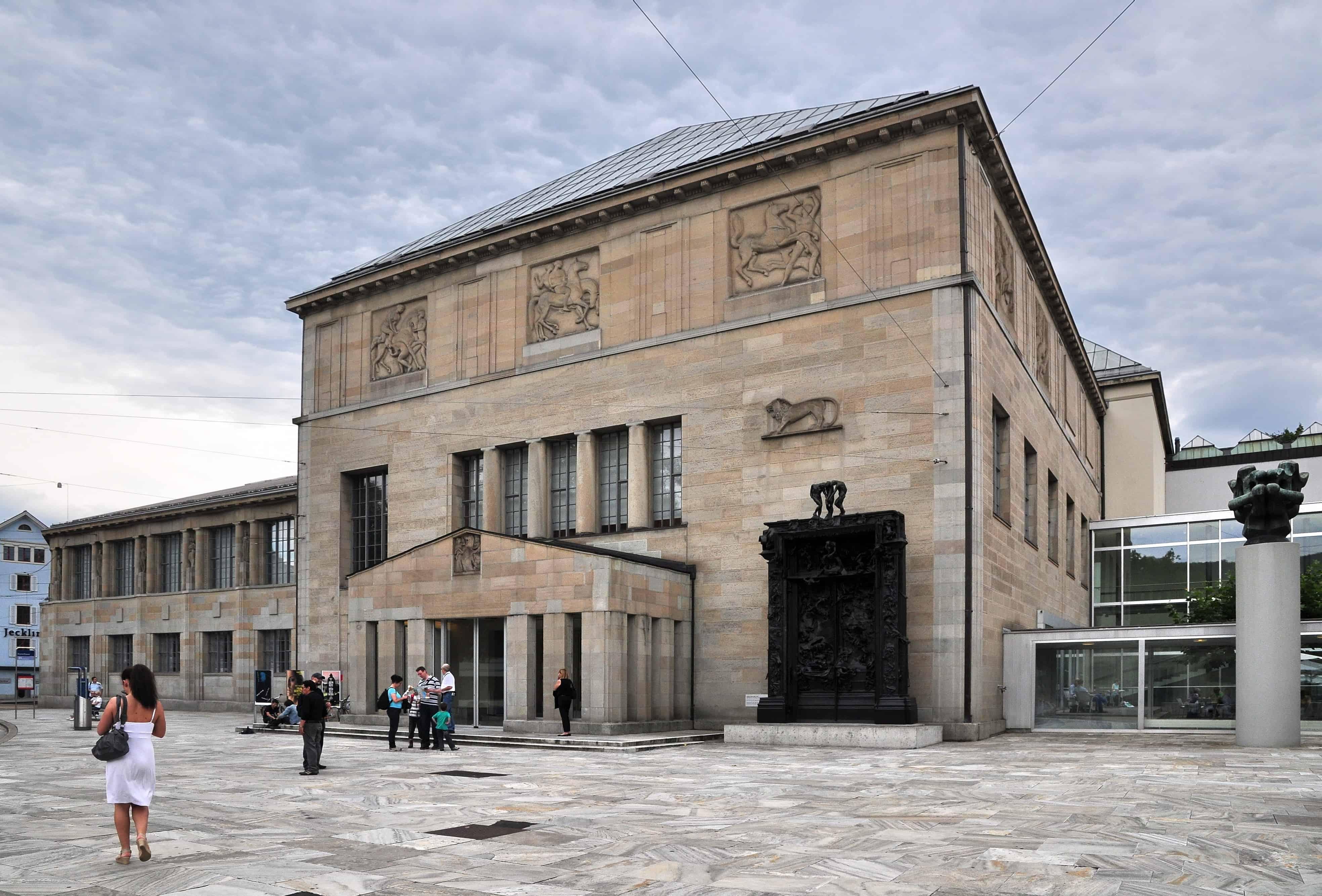 Zurich's Art Museums