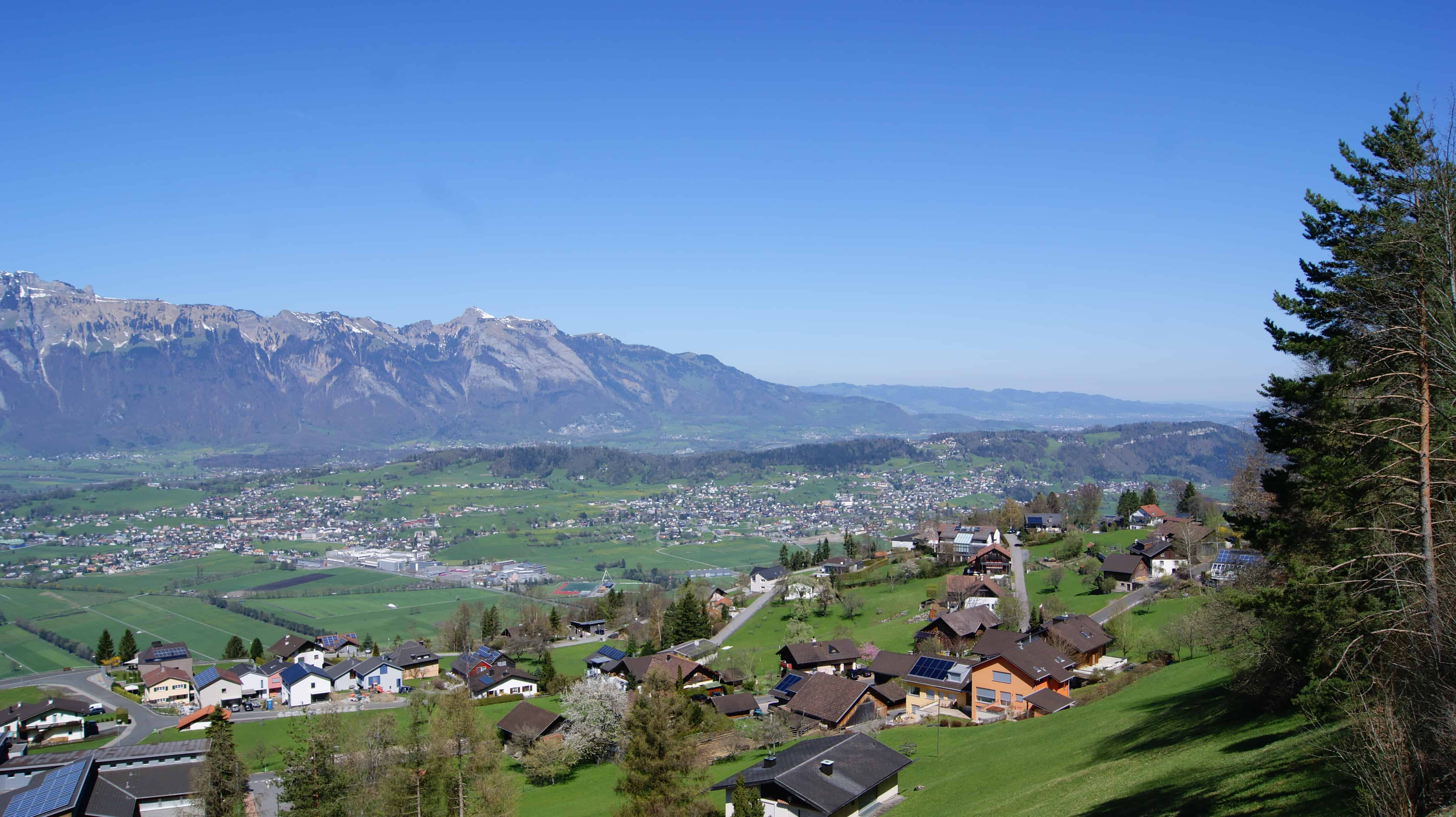 Mauren - Liechtenstein With Kids