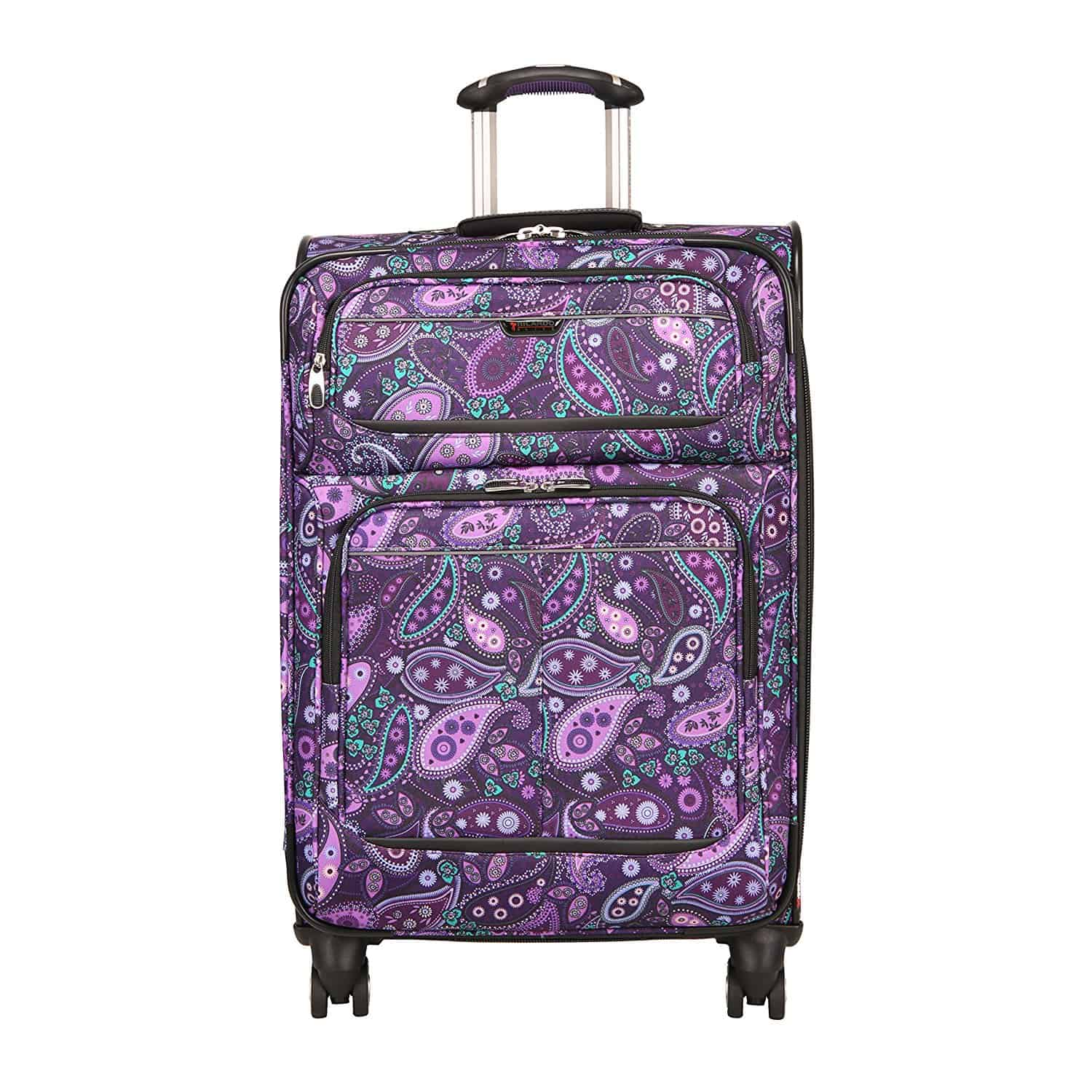 "Ricardo Beverley Hills Mar Vista 24"" Expandable Upright Suitcase"