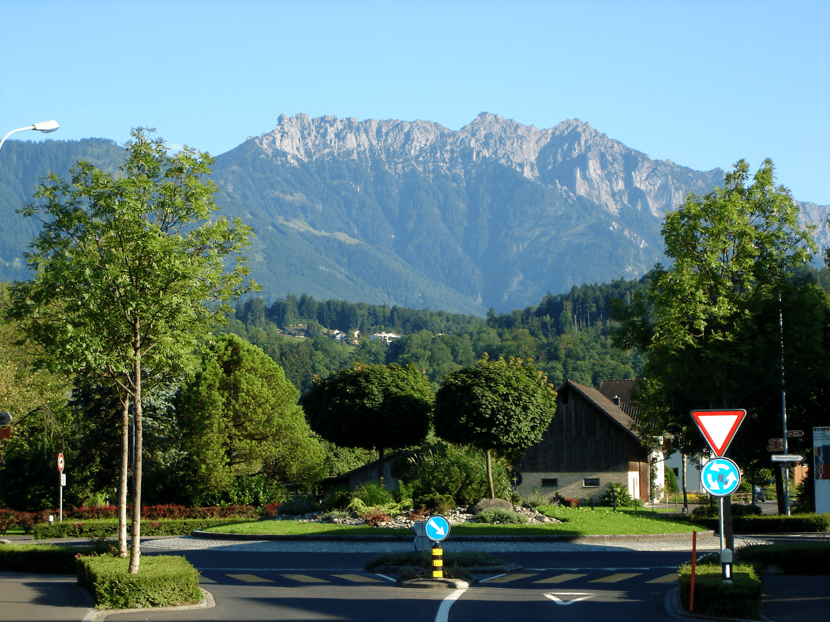 Ruggell - Liechtenstein With Kids