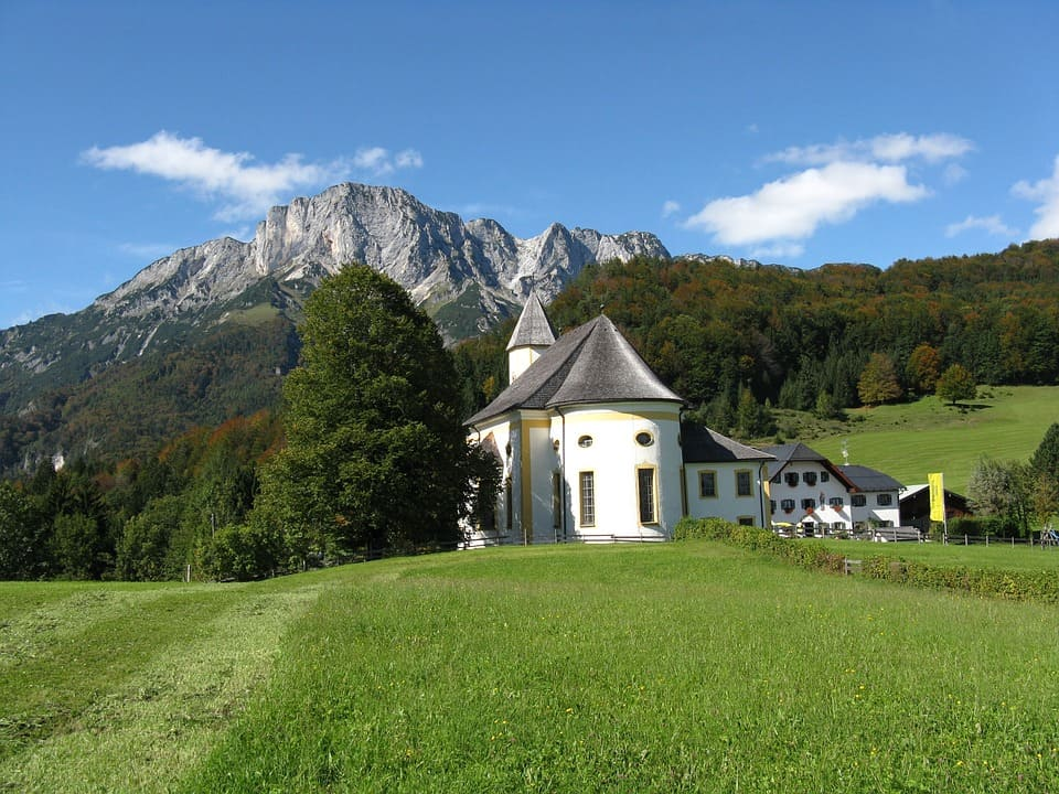 Schellenberg - Liechtenstein With Kids