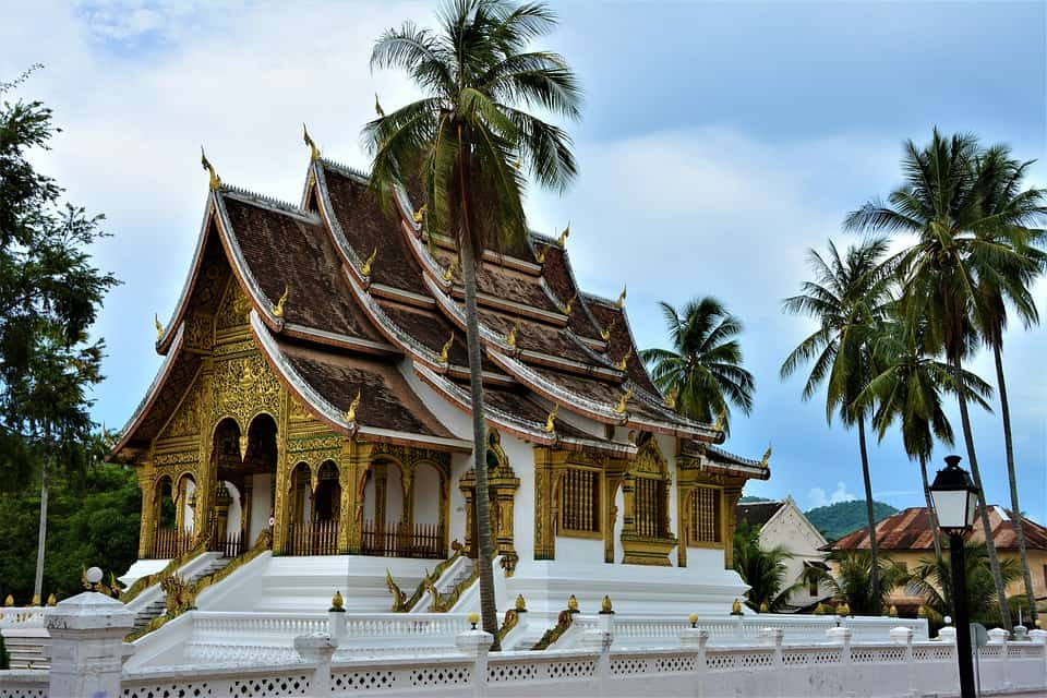 Luang Prabang - Laos With Kids
