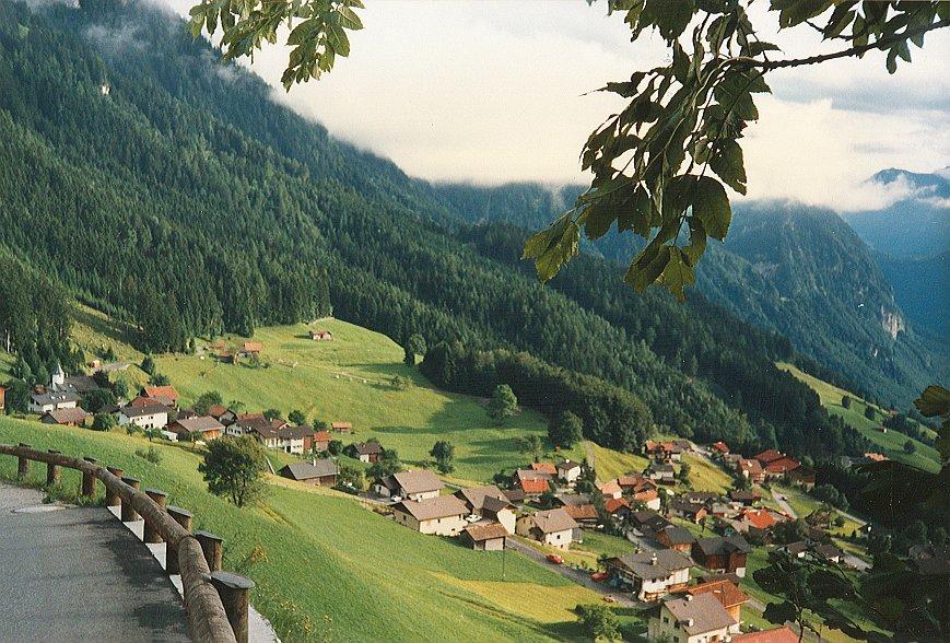 Triesenberg - Liechtenstein With Kids