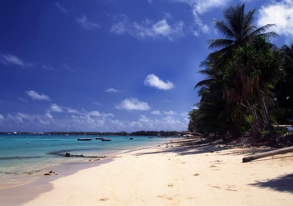 Tuvalu - Smallest Countries in the World for your Next Vacation