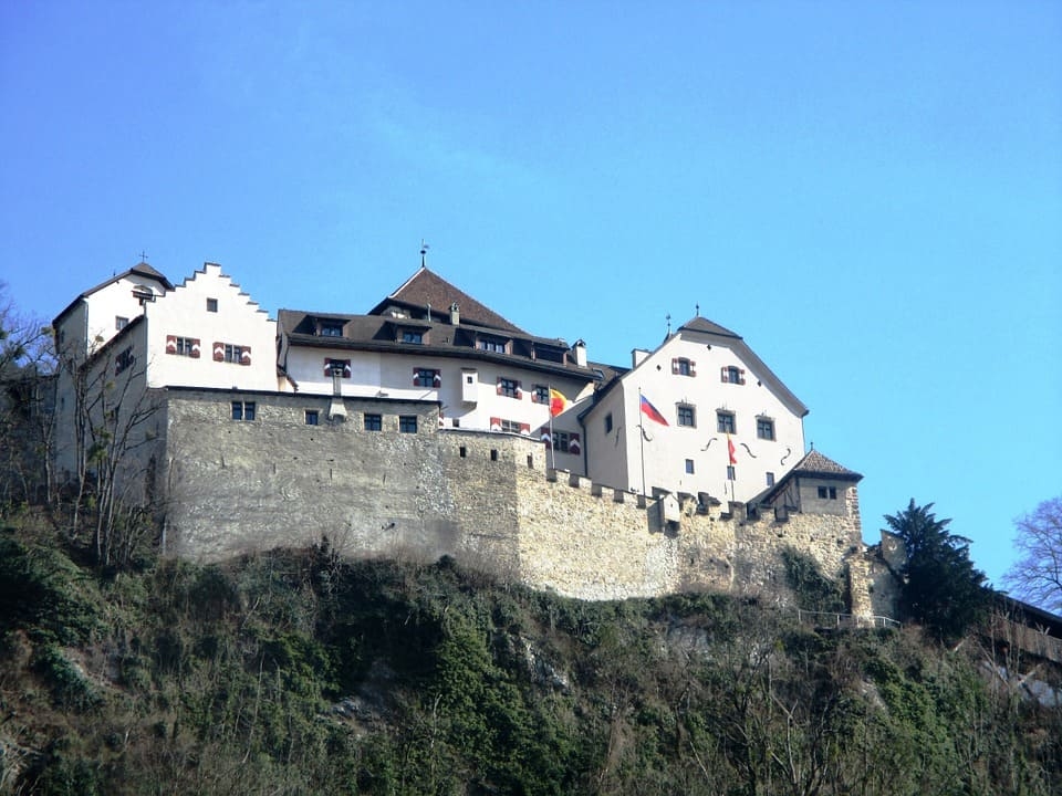 Vaduz - Liechtenstein With Kids