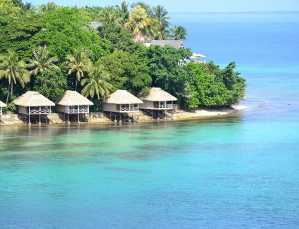 Vanuatu - Fiji, Vanuatu, or New Caledonia