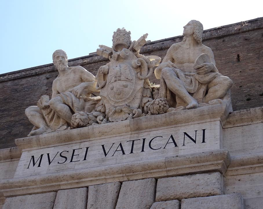 Vatican Museums - Vatican With Kids