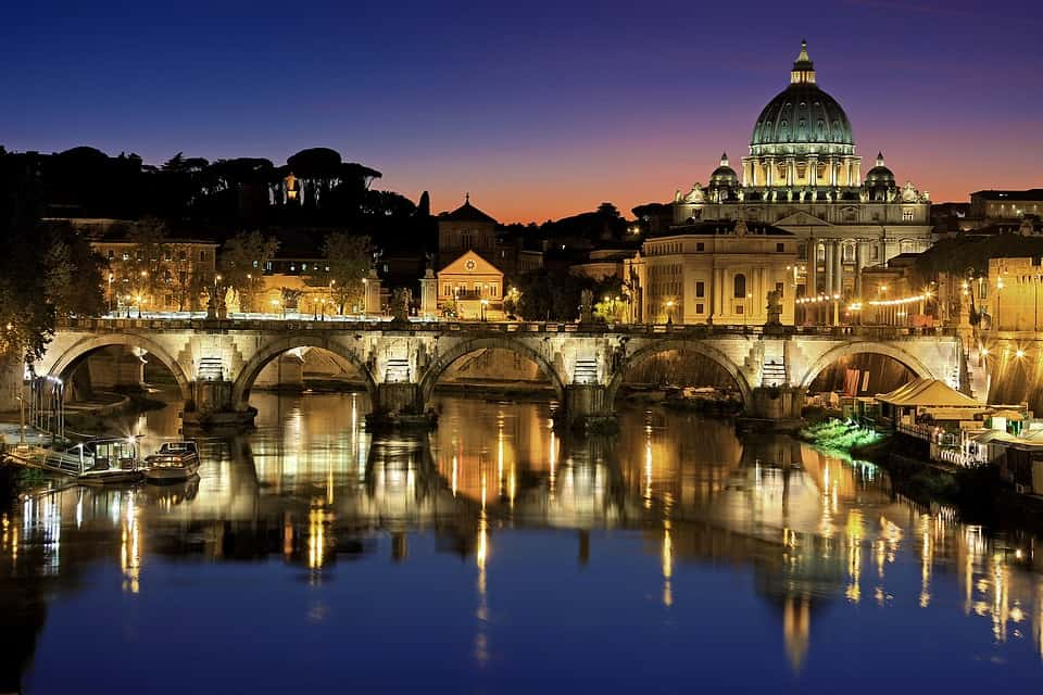 Vatican - Smallest Countries in the World for your Next Vacation