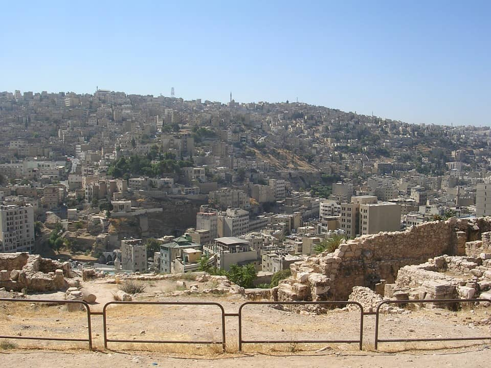 Amman - Jordan With Kids
