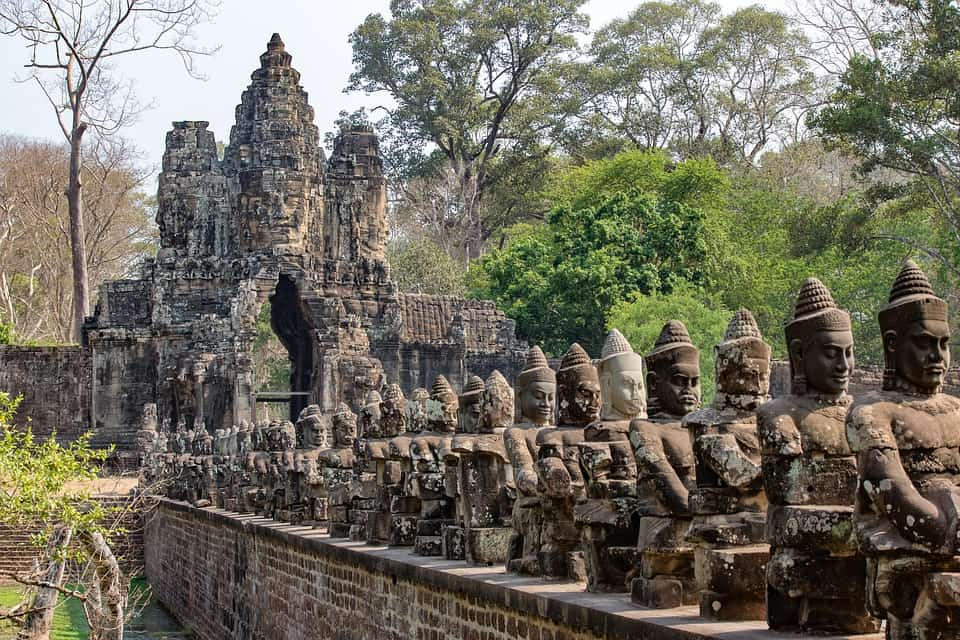 Angkor Wat - Cambodia With Kids
