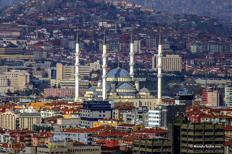Ankara - Turkey With Kids