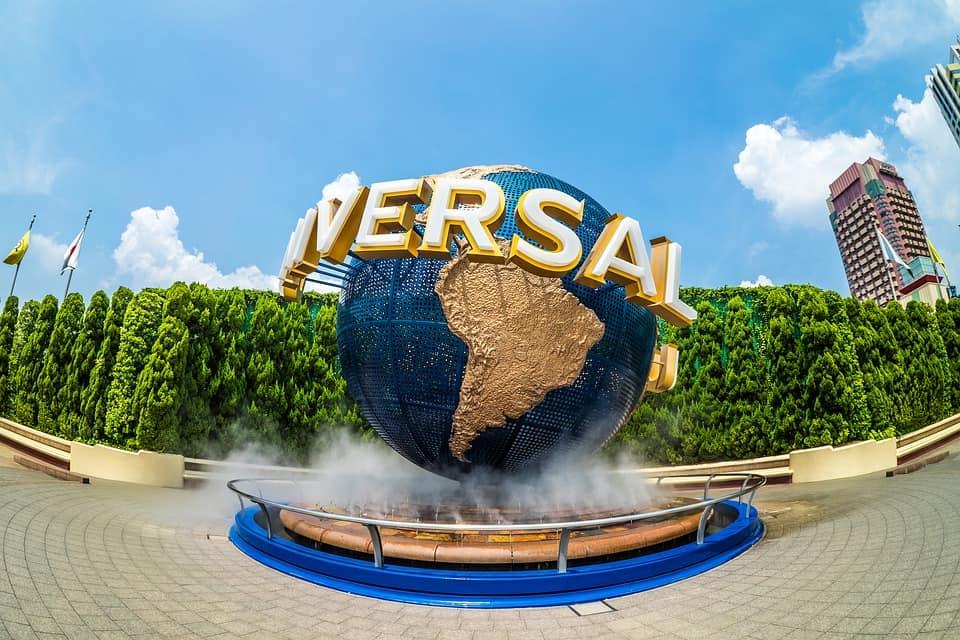 Universal Studio - Travel With Kids 101