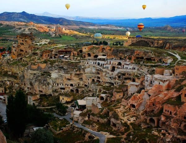 Cappadocia - Turkey With Kids