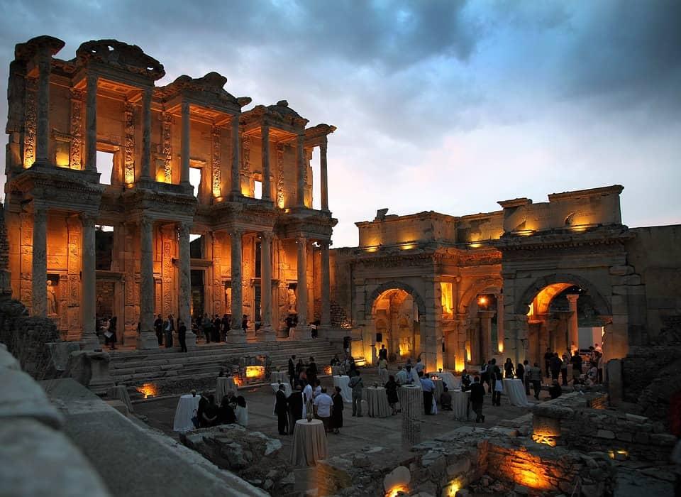 Ephesus - Turkey With Kids