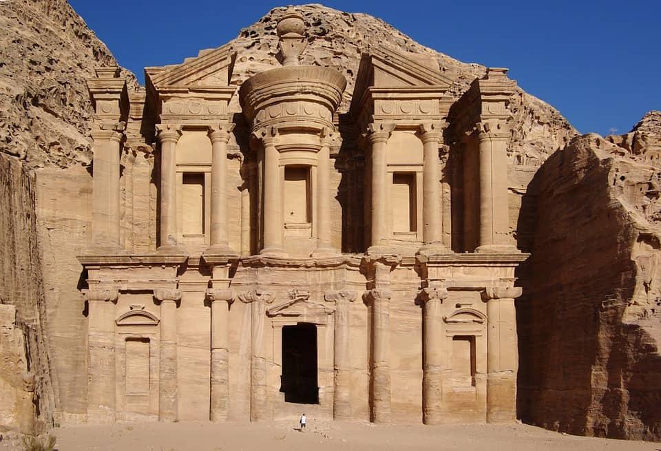 Petra - Jordan With Kids