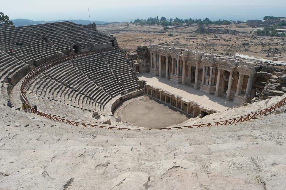 Hierapolis - Turkey With Kids