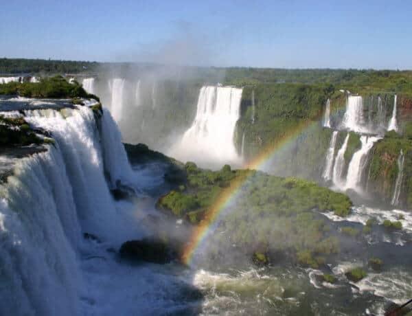 Iguassu Falls - Argentina With Kids