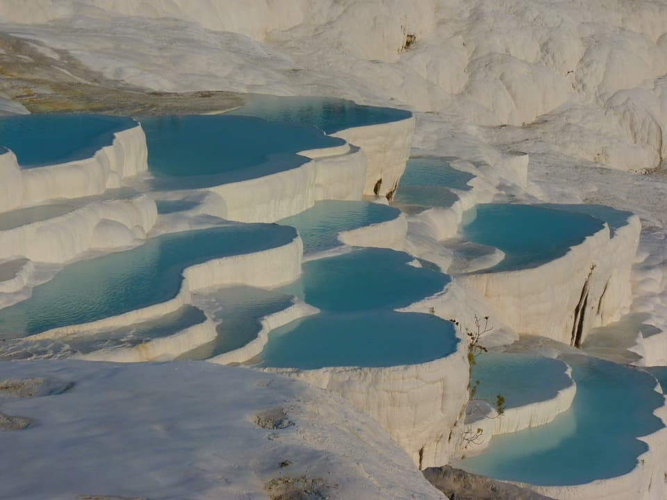 Pamukkale - Turkey With Kids